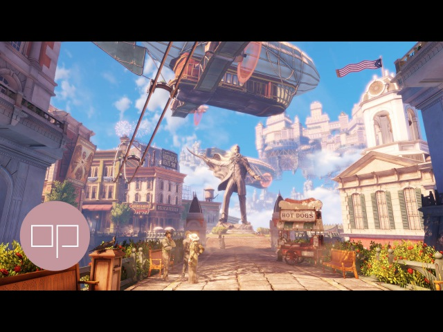 Other Places: Columbia (BioShock Infinite)