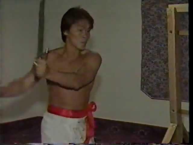 Sifu William Cheung Las Vegas 1983 4 5