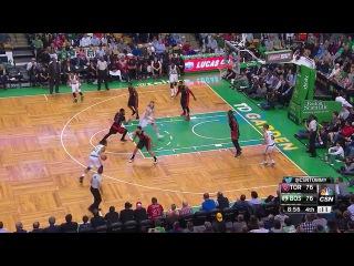 НБА , Бостон - Торонто / Boston Celtics - Toronto Raptors /14.04.15 / 2 пол