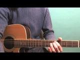 Уроки гитары для новичков Deep Purple - Smoke On The Water