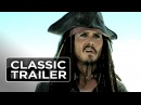 Pirates of the Caribbean: At World's End (2007) Official Trailer 1 - Johnny Depp Movie HD