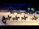 Reprise des 12 garde republicaine salon du cheval paris 2011