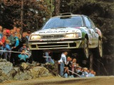 Tribute Colin Mcrae flat out WRC 1992 Subaru Legacy Group A