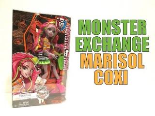 Обзор Марисоль Кокси Monster Exchange