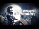 POWERWOLF Out In The Fields Gary Moore Cover Official Lyric Video Napalm Records