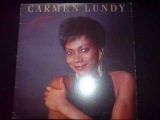 Carmen Lundy - Time is love