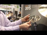 Guitar Center New from NAMM 2015 - Zildjian China Trash & Spiral Stacker Cymbals