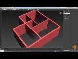 Как создать планировку в 3Ds MAX?
