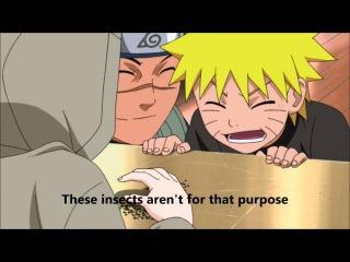 Naruto funny moment : Make who scream?