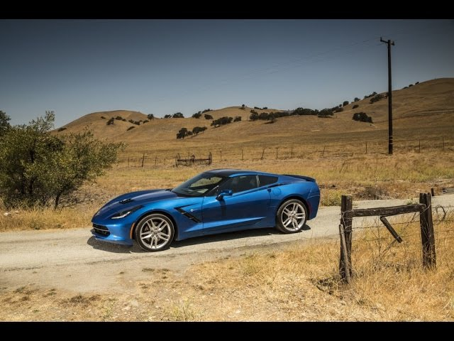 Автомобили мечты 18. Chevrolet Corvette Stingray