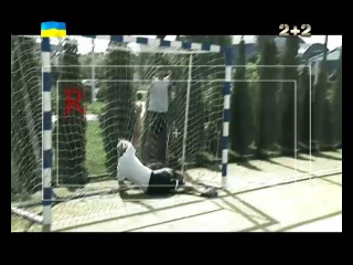 Як гравці збірної України забивали