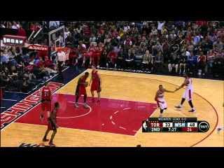 [HD] Toronto Raptors vs Washington Wizards | Full Highlights | Game 4 | April 26, 2015 | Playoffs