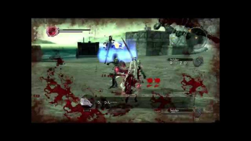 Drag-on Dragoon 3 (Drakengard 3) (Пролог на русском) Часть 1