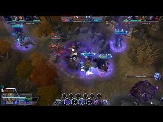 Maliwan his team 1 (Heroes of the Storm Sylvanas gameplay)