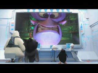 «Пингвины Мадагаскара» (2014): Интервью C Бенедиктом Камбербэтчем и Джоном Малковичем (русские субтитры) / http://www.kinopoisk.ru/film/607608/