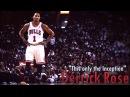 Derrick Rose  - Inception [A$AP]