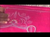 HOW TO DO MAGGAM WORK IN SAREE BLOUSE tutorials 5