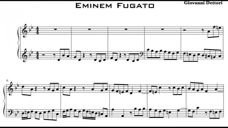 Eminem Fugato