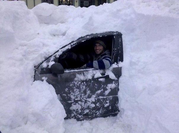Снежная буря 24 часа