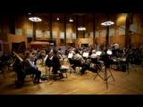 Фрагменты из оркестровой записи музыки к художественному фильму