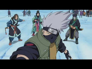 Naruto [movie 1] - ninja clash in the land of snow [shiza.tv] (наруто: фильм 1)