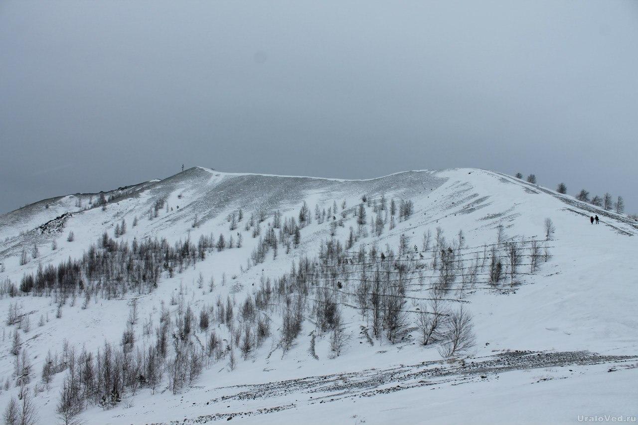 Восхождение на Золотую гору в Карабаше