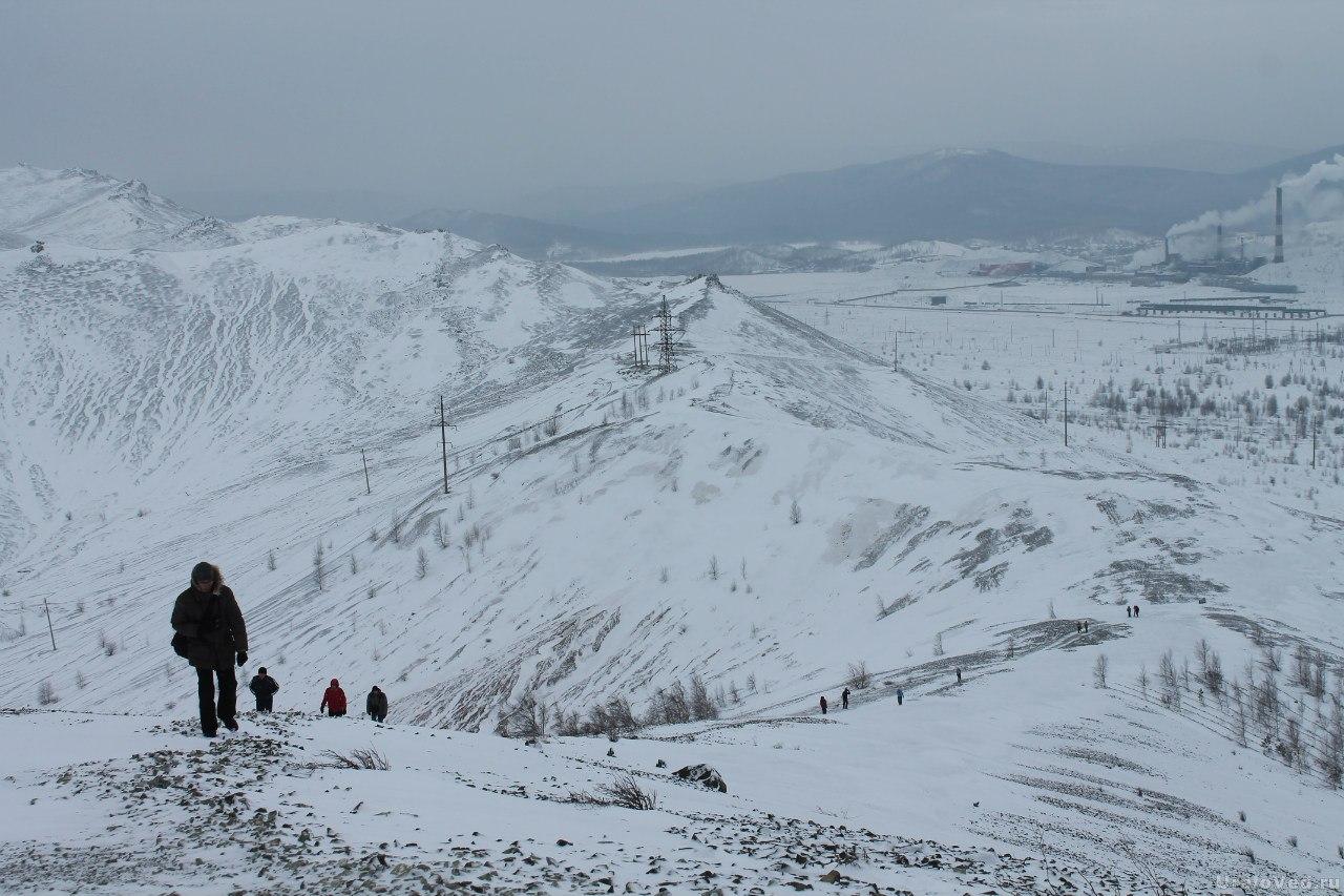 Золотая гора, Карабаш, Челябинская область