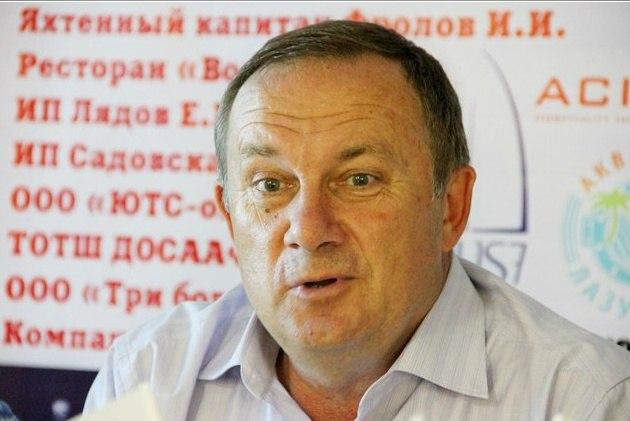 Владимир Прасолов Таганрог