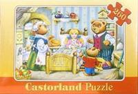 Puzzle-260. в-26333. три медведя, Castorland