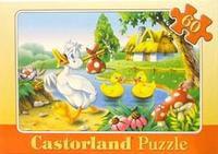 Puzzle-60.midi. в-06175. гадкий утенок, Castorland