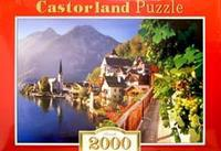 """Пазл """"австрия-побережье"""", 2000 элементов, Castorland"""
