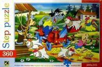 Step puzzle-360 73010 ну, погоди!-2, Step Puzzle (Степ Пазл)