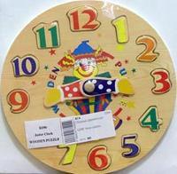D29b часы-цифры, VGA (Wooden Toys)