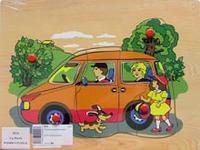 D134 автомобиль, VGA (Wooden Toys)