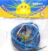 Пуговица-шнуровка (4 дырки), RN Toys