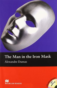 Man in the iron mask (+ audio cd)