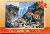 Puzzle-260. в-26593. динозавры-1, Castorland