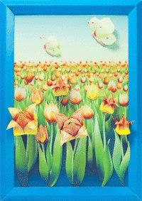 Набор для изготовления картины «поле тюльпанов», Клевер
