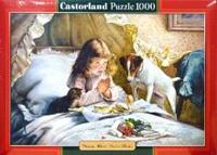 Puzzle-1000. с-101658. завтрак, Castorland