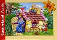"Puzzle mini ""сказки"", 24 элемента, Castorland"