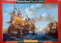 Puzzle-2000. с-200245. битва в порто белло, Castorland