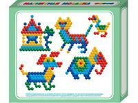 Мозаика магнитная шестигранная, 100 деталей, Десятое королевство