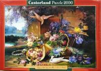 Puzzle-2000. с-200276. живопись, Castorland
