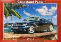 Puzzle-500. в-51182. crossfire, Castorland