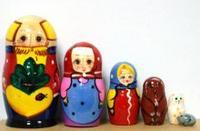 "Матрешка ""репка"", RN Toys"