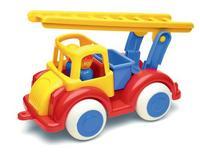 """Пожарная машина """"джумбо"""" с 2 человечками (25 см), Viking Toys"""