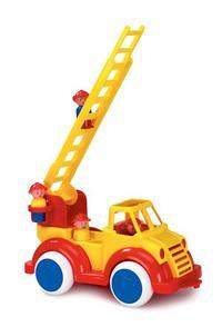 """Пожарная машина """"супер"""" с 2-мя человечками (35 см), Viking Toys"""