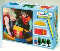 """Набор """"железная дорога"""" в подарочной упаковке, Viking Toys"""