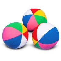 """Мяч """"радуга"""" с погремушкой (9 см), Мякиши"""