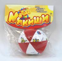 """Мяч с погремушкой """"малышок"""", Мякиши"""